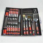 32pc bbq tool set