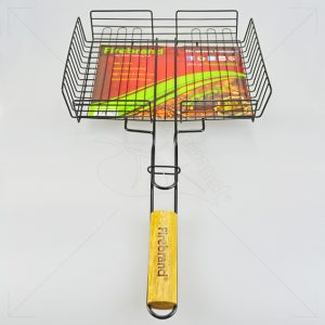 non stick grilling basket