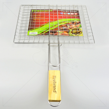 Stainless Steel Grilling Basket – Cooking Grill