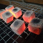 coconut shell briquettes